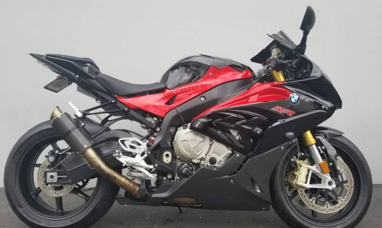2016 BMW S1000RR Premium Edition Loaded